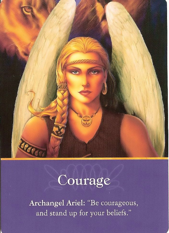 Have Strength And Courage Now With The Assistance Of Archangel Ariel