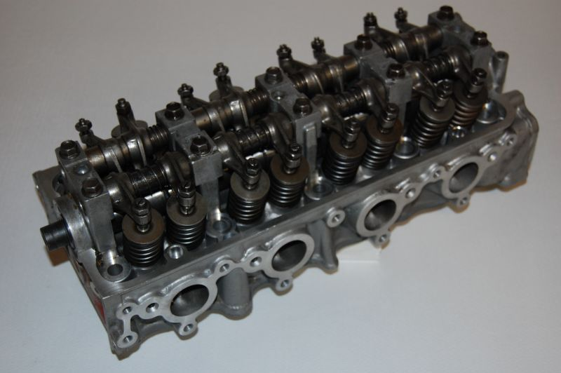 honda accord  liter rebuilt cylinder head
