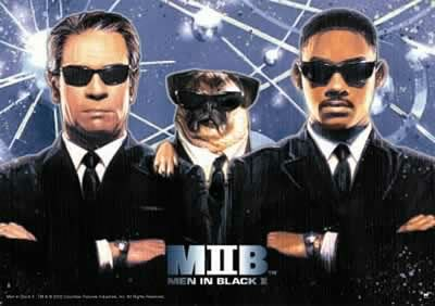 LOGO FILM MAN IN BLACK 3