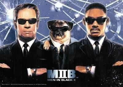 LOGO FILM MAN IN BLACK 3