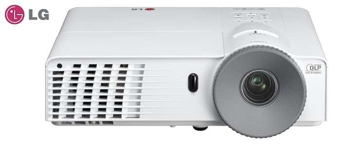Projetor LG BE320 DLP - 2800 lumens - 800 x 600 -