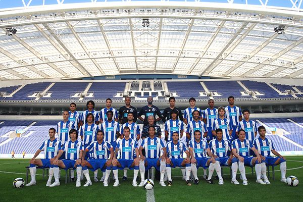 Foto do Time Campeão (2008-09)