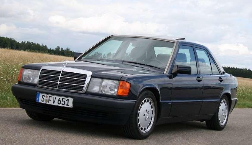 Mercedes Benz 190 D W201 250 Cdi Autocar Regeneration