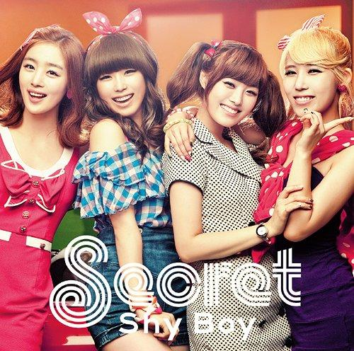 Secret - Shy Boy (Japanese Ver.) | Site For The Latest ...