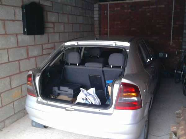 Dave S Astra G With Car Pc Aka Dave One Page 2