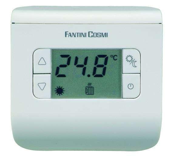 il meglio di potere termostato ambiente digitale ch110