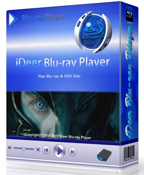 iDeer Blu-ray Player v1.4.7.1463