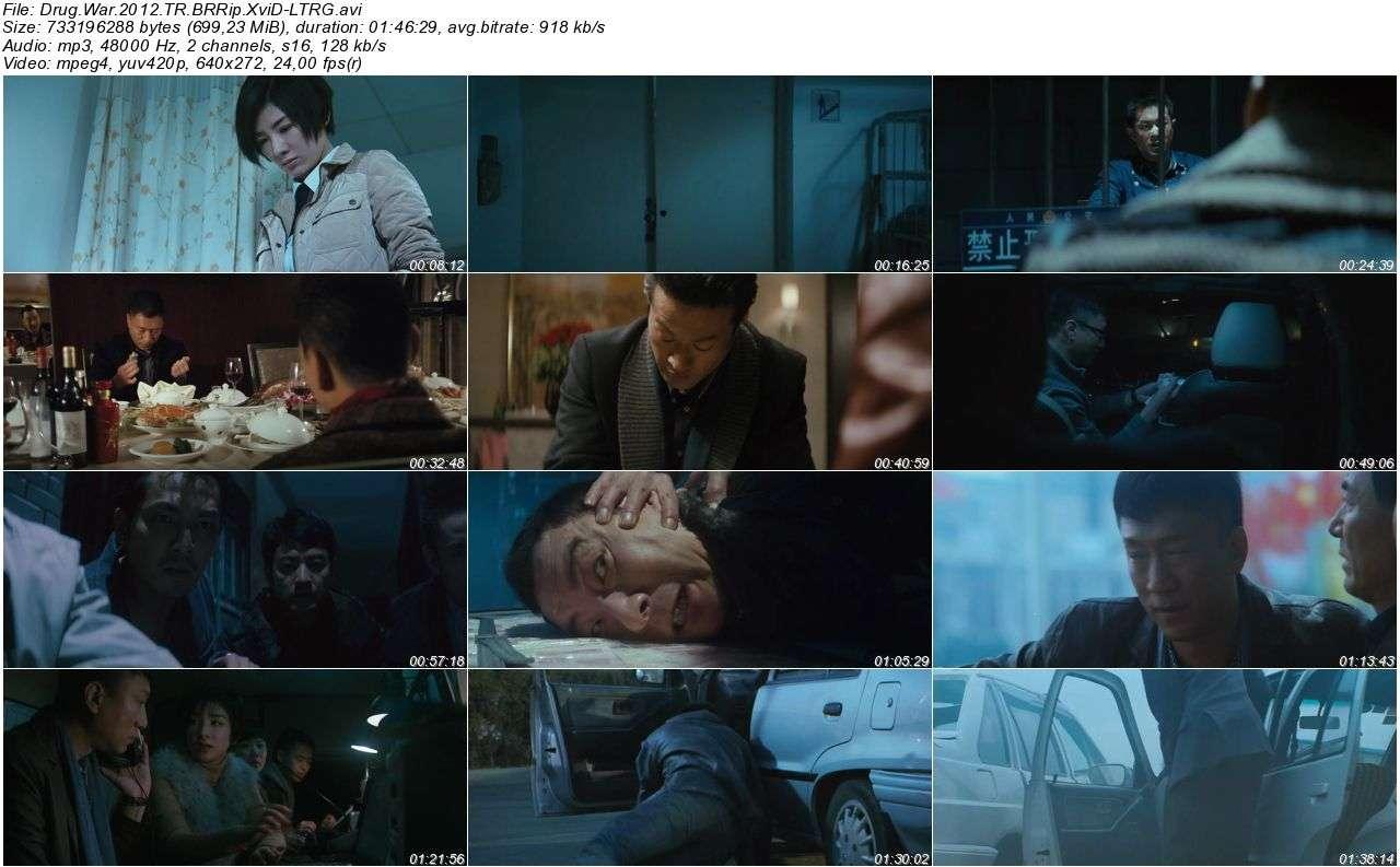 Uyuşturucu Savaşları - 2012 BRRip XviD - Türkçe Dublaj Tek Link indir
