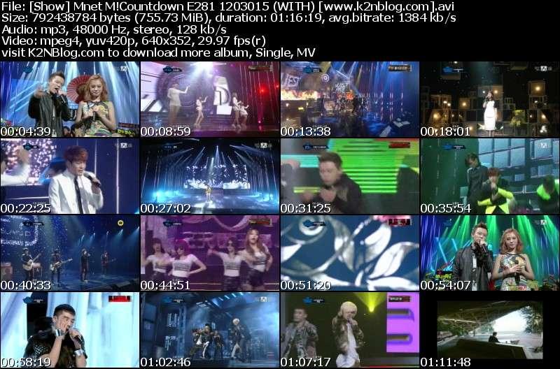 [Show] Mnet M!Countdown E281 1203015