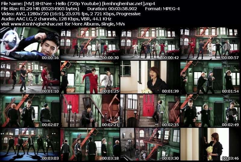 Download [MV] SHINee – Hello